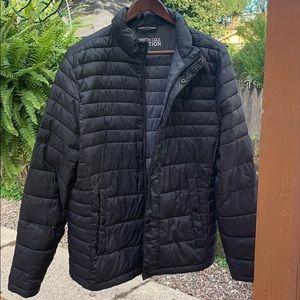 Kenneth Cole men black coat